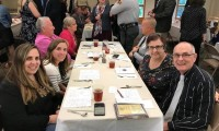 Wake County Exchange Clubs Law Enforcement Dinner April 2019
